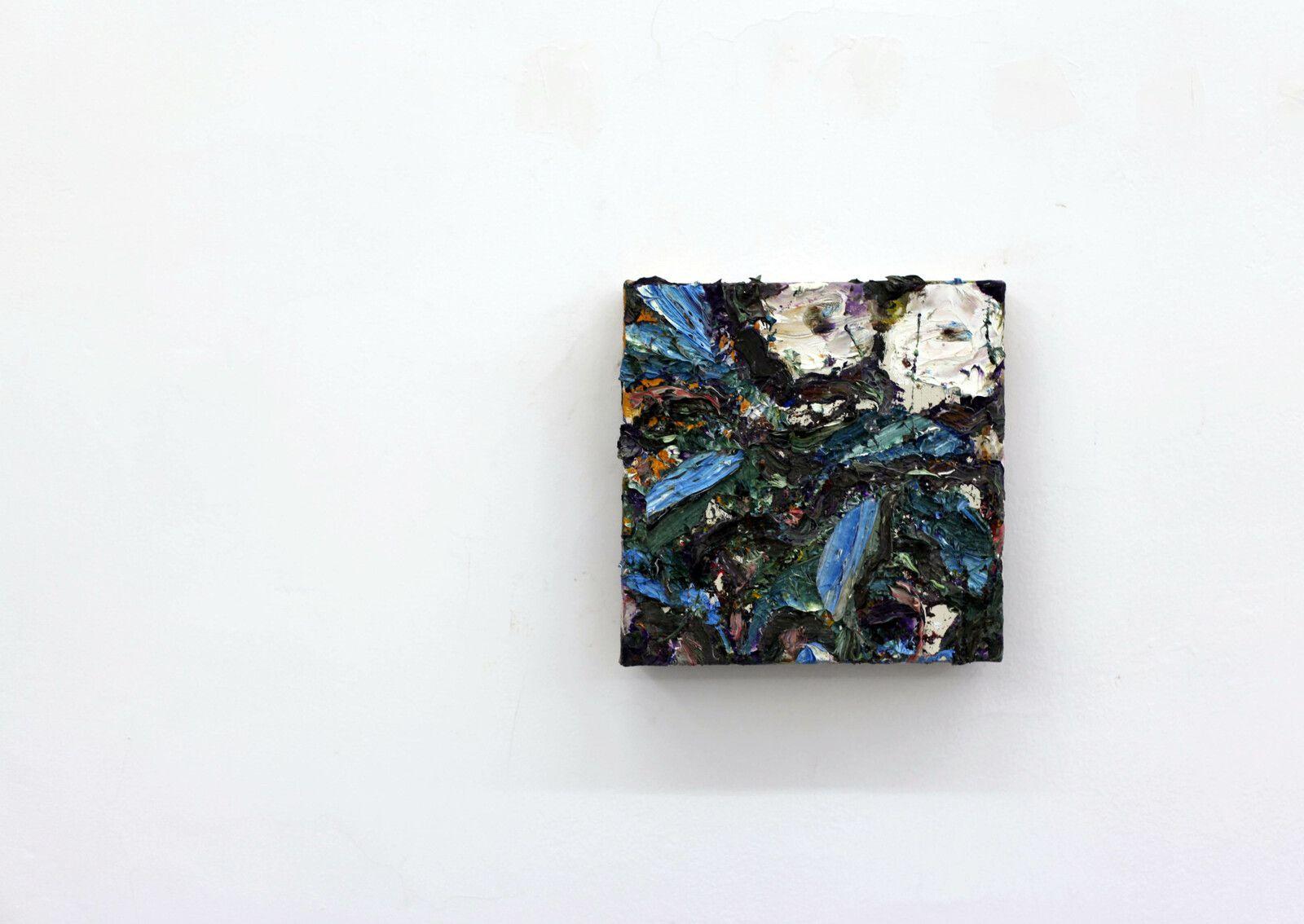 """""""Tresson 200"""", 2020 de Denis LAGET - Courtesy de l'artiste et de la Galerie Richard Paris © photo Éric Simon"""