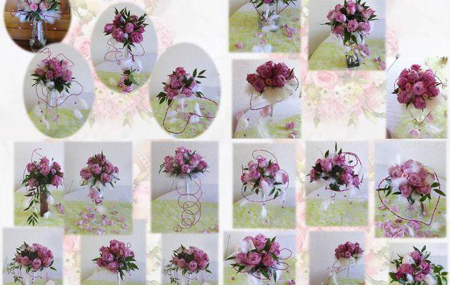 Mariage : bouquet de mariée