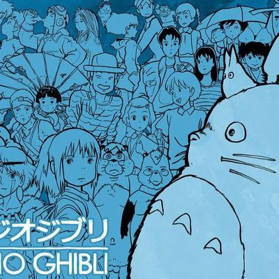 PLAYLISTS SPECIAL STUDIO GHIBLI ~ ENTER IN THE MAGICAL WORLD IN MUSIC ! ❤