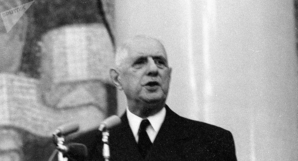 La tombe du général de Gaulle profanée