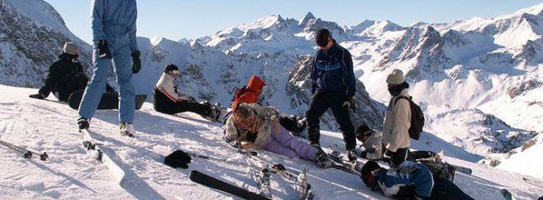 Vacances au ski : comment s'organiser ?