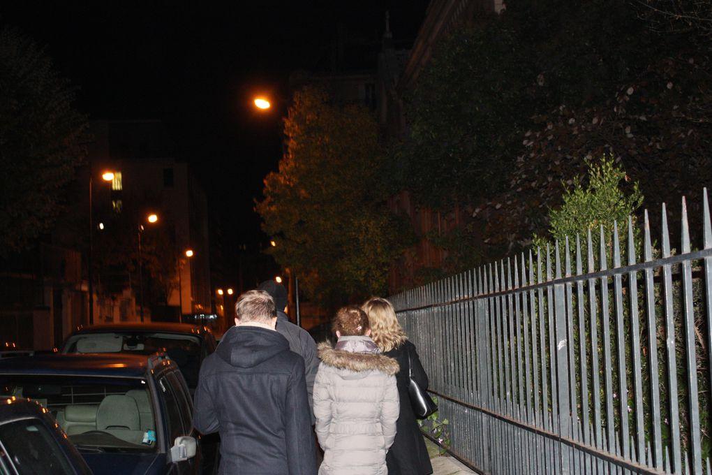 Soirée en famille à Paris ! Avec Christine Ma,...