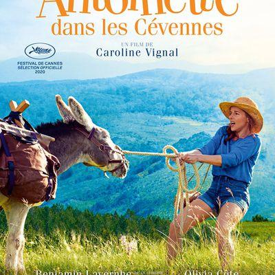 Ciné actu par Jean-Aymar de Thou : Antoinette dans les Cévennes