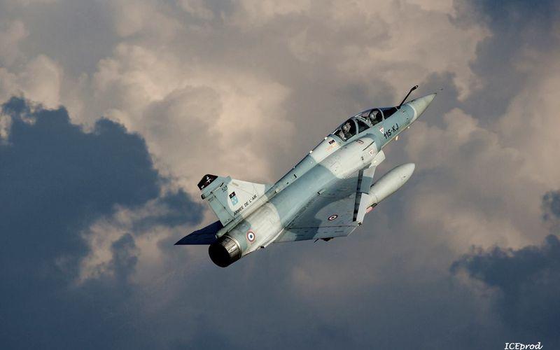 Un Mirage 2000B s'écrase dans le Vaucluse