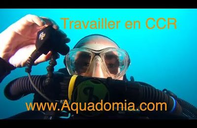Travailler en recycleur : formation des plongeurs pro au CCR