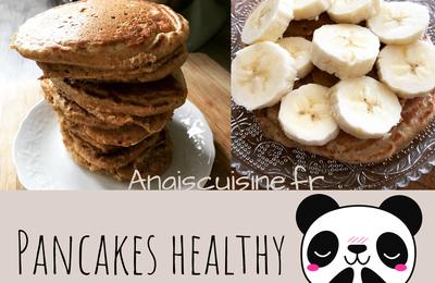 Pancakes healthy IG bas