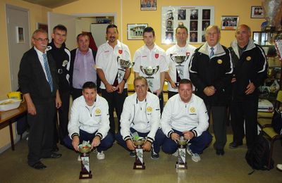 Le Tarn remporte le titre de Champion de Ligue de Jeu Provençal Triplette
