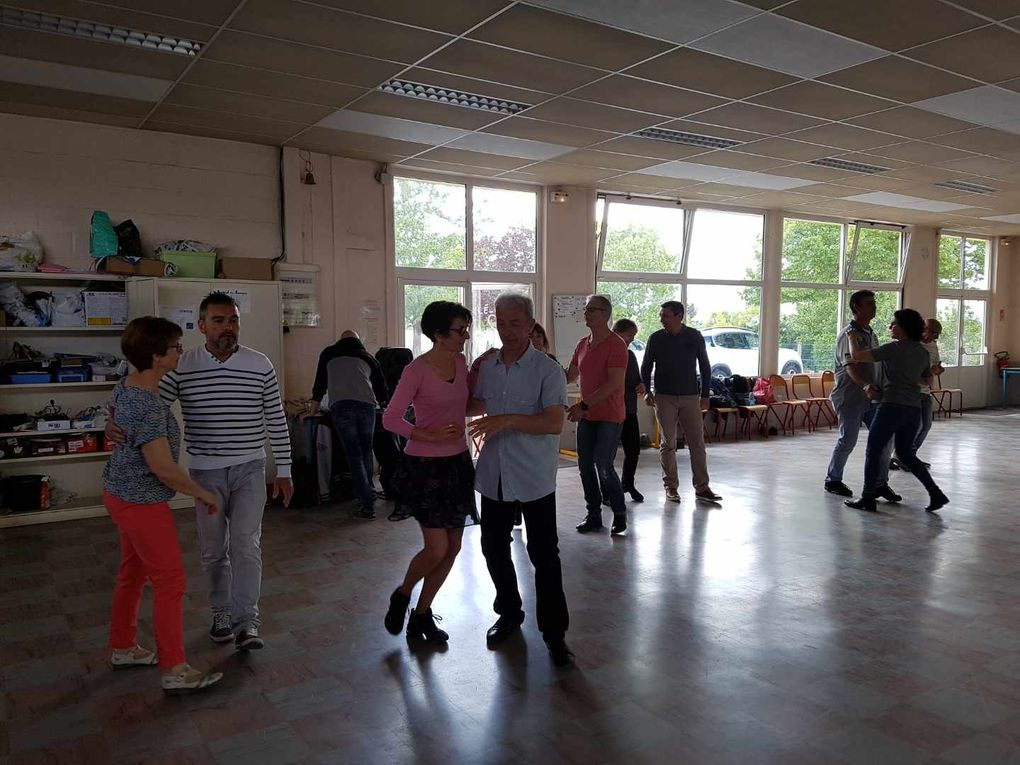 Stage de Lindy hop