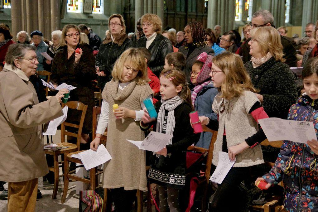 Messe en famille novembre 2013