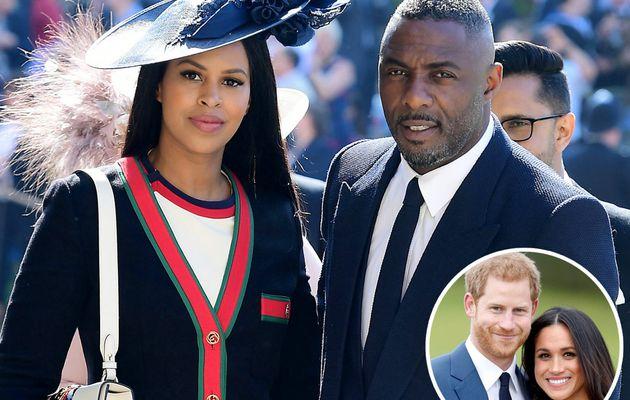 Sabrina Elba révèle comment le mariage du prince Harry et de Meghan Markle a transformé sa renommée - et dit qu'elle a apprécié les parties d'échecs `` intenses '' avec son mari Idris pendant le verrouillage