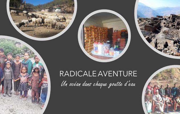 Aide au Népal: Des retours positifs et de nouveaux besoins....