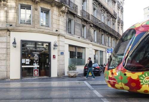 Montpellier: je vous emmène découvrir le Royal Hôtel !