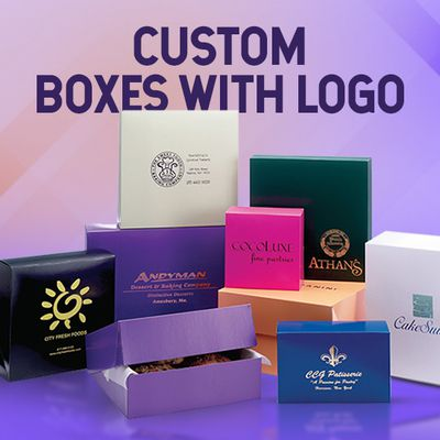 What Custom Boxes with Logo Can Prepare for Your Business