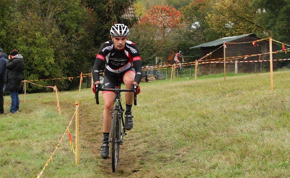 Album photos du cyclo-cross  juniors et séniors d'Ezy sur Eure (27)