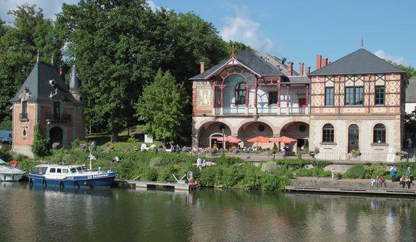 Nouvelle implantation de tourisme fluvial en Alsace
