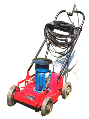 Best manual, electric lawn mower machines in India