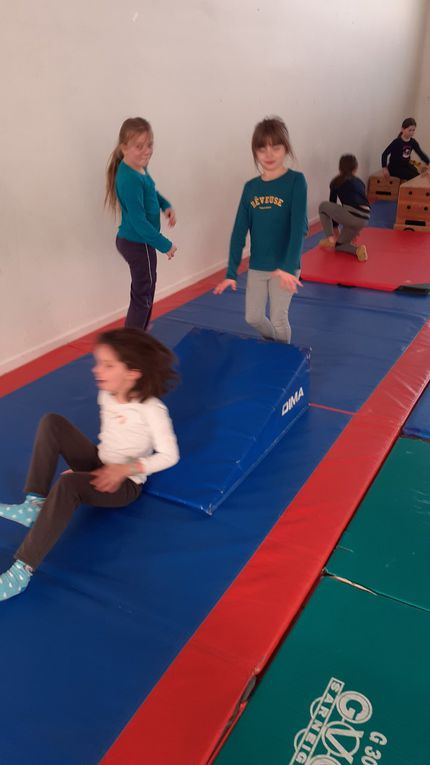 CYCLE DE GYMNASTIQUE