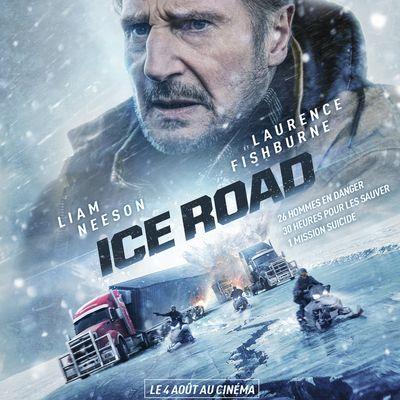 Ice Road (BANDE-ANNONCE + 2 EXTRAITS) avec Liam Neeson, Laurence Fishburne - Le 4 août 2021 au cinéma