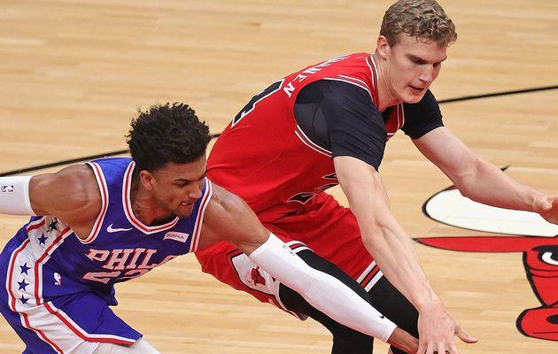 Sans Joel Embiid et Ben Simmons, les Sixers écrasent les Chicago Bulls