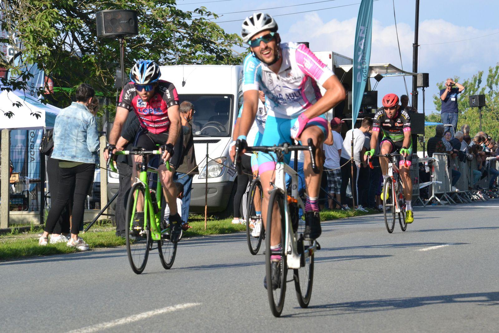 Trophée DINAN AGGLO, St Samson, étape 4 : 30 juin 2021: Pass Cycliste
