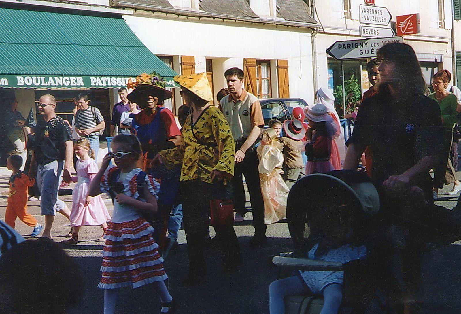 Le Comice Agricole de Pougues, 30 août 1998