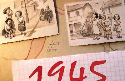 1945, Mémoires d'Enfants en chronique sur RCF Marne et Meuse !