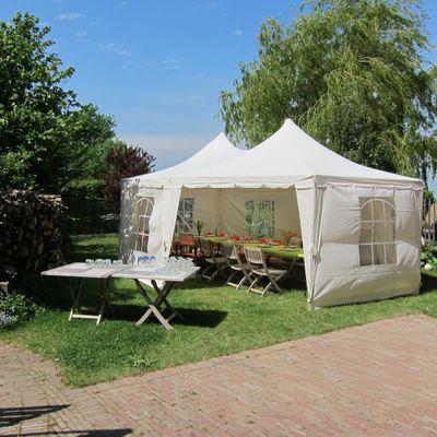 Où acheter une tente chapiteau à petit prix ?