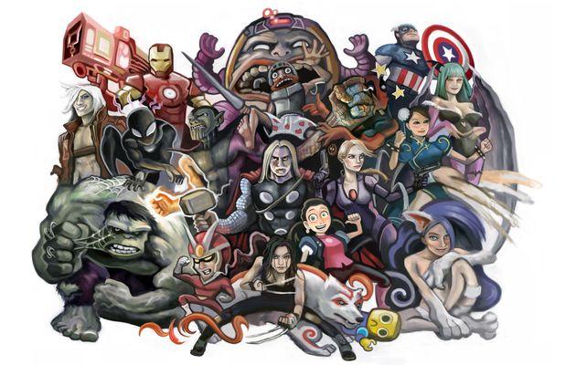 Une nouvelle édition de Marvel vs Capcom 3 serait elle en préparation ?