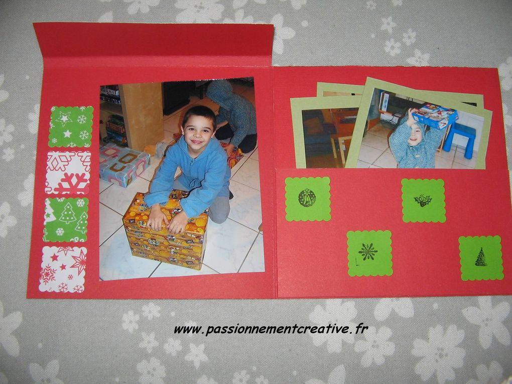 Carte Album Noel 2013