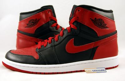 Nike Air Jordan I Hight Rétro Chicago Bulls Pack 60 +