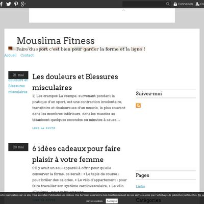 Mouslima Fitness