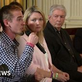 School shooting survivor's tearful plea