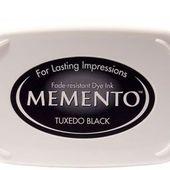 TSME-000-900 : ENCRE MEMENTO TUXEDO BLACK FEE DU SCRAP