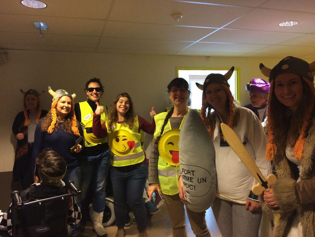 Carnaval 2018 en photos.