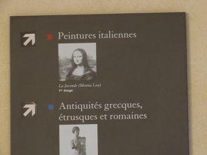 Le Flâneur du Louvre – A la recherche de La Joconde