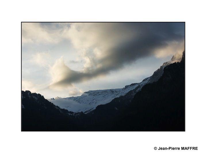 Que seraient les Dolomites sans des nuages sur ses sommets !
