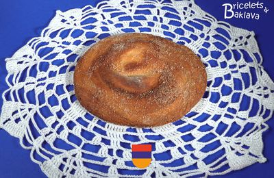 Tahinov Hats, galettes arméniennes au tahini
