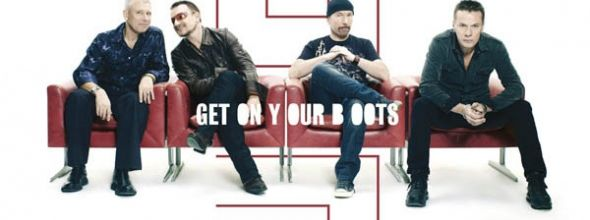 U2- Get On Your Boots