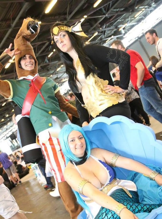 Cosplay Japan Expo 2014 Samedi