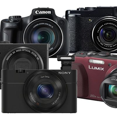 The best compact cameras (high-end) for 2020