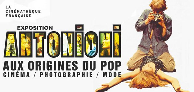 """ANTONIONI, AUX ORIGINES DU POP"", L'EXPOSITION"