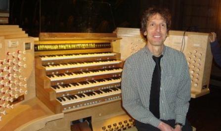 jean pierre baston, un grand organiste français titulaire du grand orgue cavaillé-coll de la cathédrale de perpignan