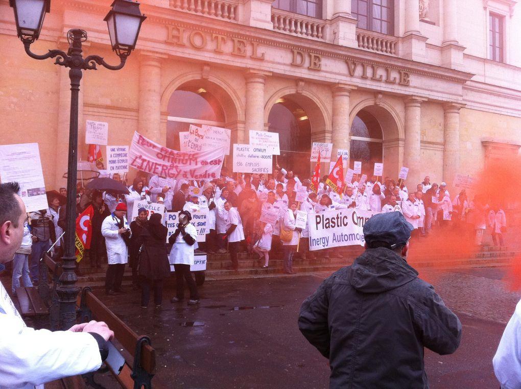 INERGY LAVAL GROUPE PLASTIC OMNIUM....Aprés les Prudhommes de LavaL : l'audience  devant  la Cour d'Appel d'Angers  .....