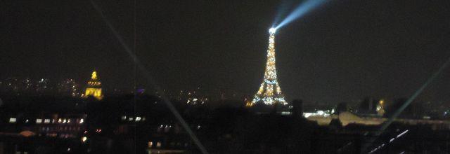 Centre Pompidou, vues