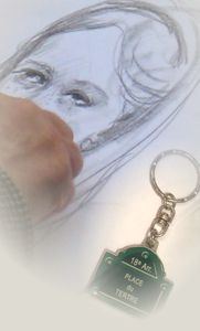 Souvenir ou portrait de Montmartre ?