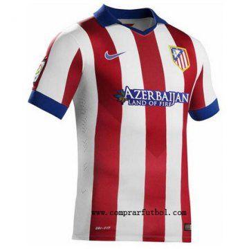 Nueva camiseta del Atletico de Madrid 2014 2015 Primera