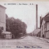 26-Nouvel Album CPA-Usines-Scieries - Bruyères-Vosges