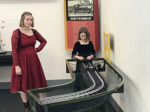 un tour au musee des trains