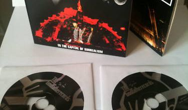 U2 2CD - 360- IN THE CAPITAL OF SURREALISM- LIVE
