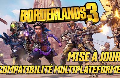 [ACTUALITE] Borderlands 3 - Mise à jour compatibilité multiplateforme et événement La revengeance de la revanche des Cartels disponibles